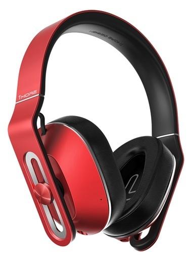 1More MK802 Bluetooth Kulak Üstü Kulaklık Kırmızı